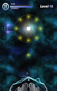 Capture d'écran Galactique