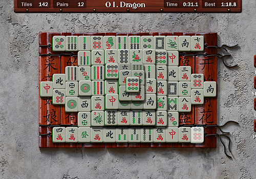 Capture d'écran So Chic Mahjong – Android