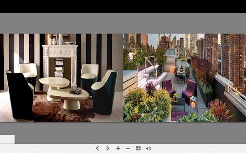 Capture d'écran Architecture d'intérieur