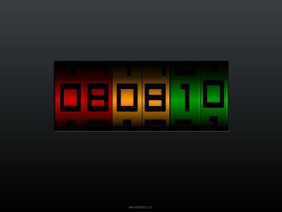 Capture d'écran Numeric Clock