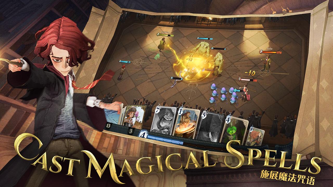 Capture d'écran Harry Potter: Magic Awakened Android
