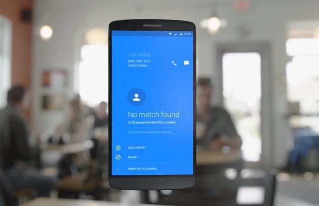 Capture d'écran Hello Android