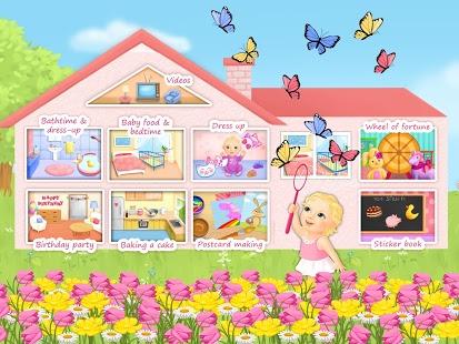 Capture d'écran Sweet Baby Girl – Dream House
