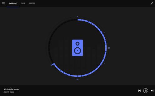 Capture d'écran Bass Booster PRO – Music EQ