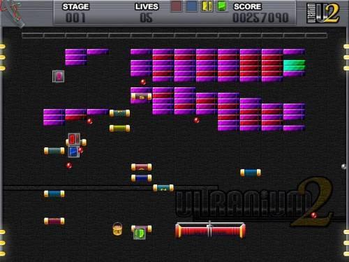 Capture d'écran Ultranium2 -MAC