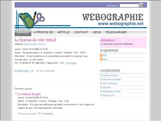 Capture d'écran Aliments et Microbiologie