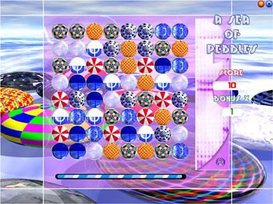 Capture d'écran A Sea of Pebbles