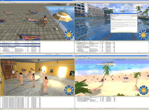 Capture d'écran 3D Mailbox