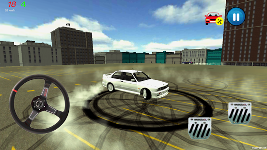 Capture d'écran Bmw Drift 2015 3D