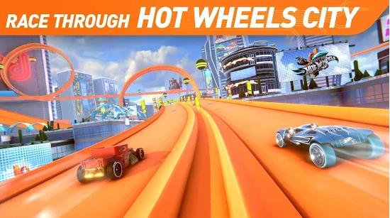 Capture d'écran Hot Wheels id Android