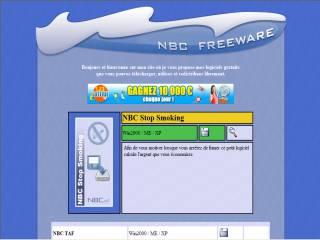Capture d'écran NBC Stop Smoking