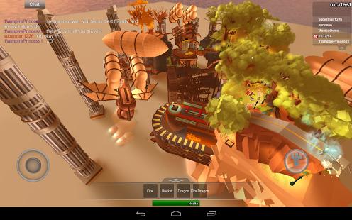 Capture d'écran ROBLOX