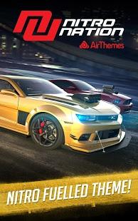 Capture d'écran Nitro Nation Racing Launcher