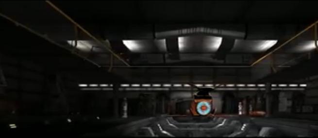 Capture d'écran The Rift: URIDIS