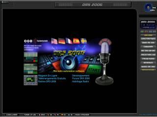 Capture d'écran DRS2006