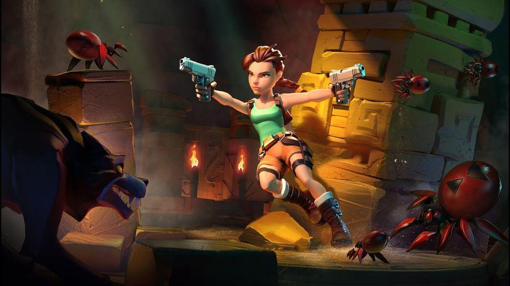 Capture d'écran Tomb Raider Reloaded Android