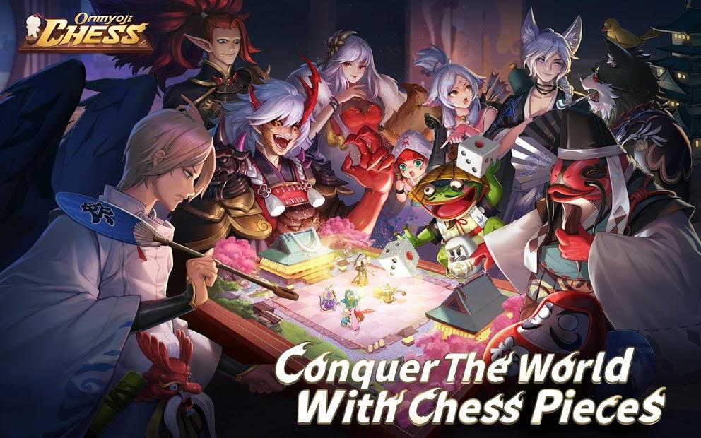 Capture d'écran Onmyoji Chess Android