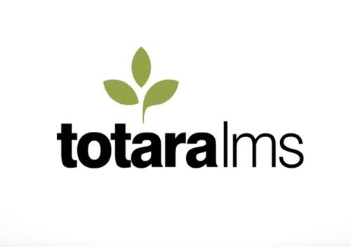 Capture d'écran Totara LMS