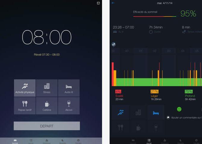 Capture d'écran Sleep Better Android