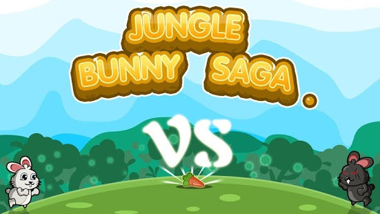 Capture d'écran Jungle Bunny Saga