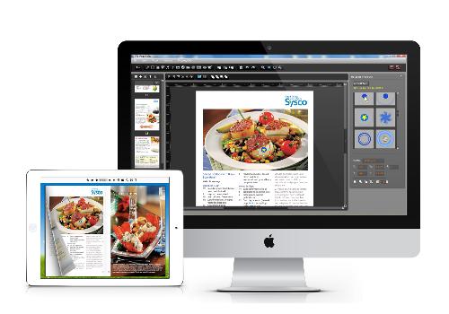 Capture d'écran Flip PDF Professional for Mac 2.2.0
