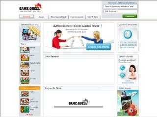 Capture d'écran Jeux gratuits en ligne – GameDuell