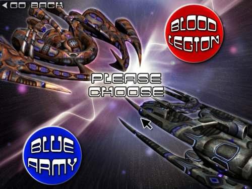 Capture d'écran Supernova: Galactic Wars (WIN)