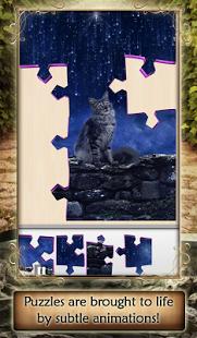 Capture d'écran Hidden Jigsaws – Cat Tailz