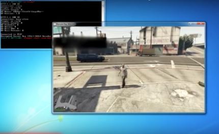 Capture d'écran Remote Play PC Free