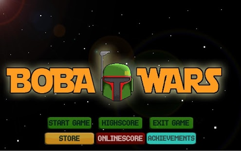 Capture d'écran Boba Wars Free