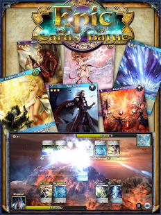 Capture d'écran Epic Cards Battle(TCG)
