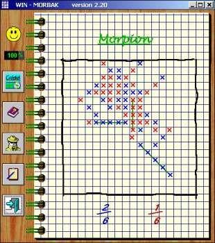 Capture d'écran MORBAK Freeware