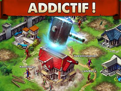 Capture d'écran Game of War – Fire Age