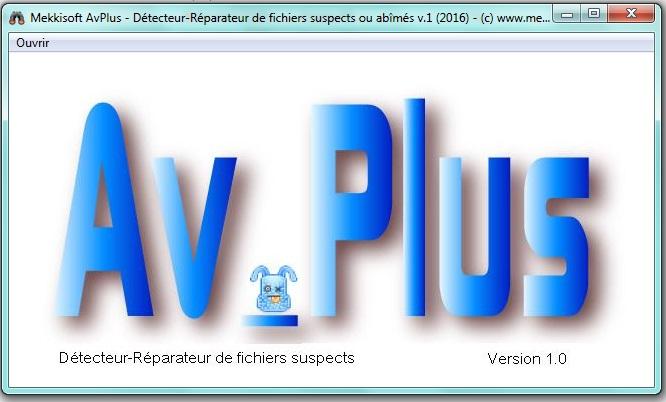 Capture d'écran Avplus
