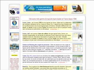 Capture d'écran Win Ecurie 2004
