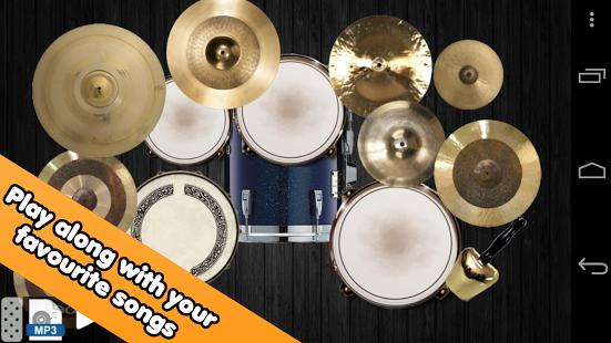 Capture d'écran Drum kit