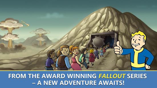 Capture d'écran Fallout Shelter Online IOS