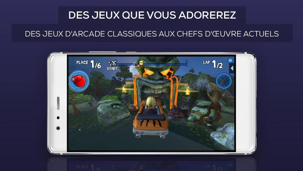 Capture d'écran Hatch Android