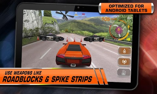 Capture d'écran Need for Speed™ Hot Pursuit Android