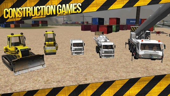 Capture d'écran Construction Truck Simulator