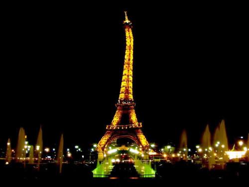 Capture d'écran Dancing Eiffel