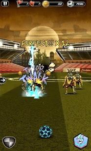 Capture d'écran Undead Soccer