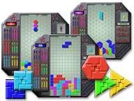 Capture d'écran TetriBox