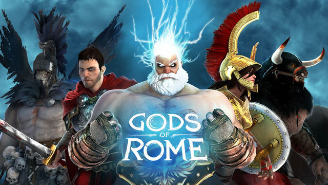 Capture d'écran Gods of Rome iOS