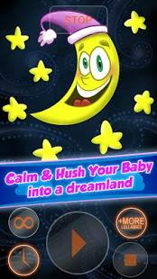 Capture d'écran Berceuses Bébé Dormir Gratuit