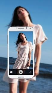 Capture d'écran Appareil photo