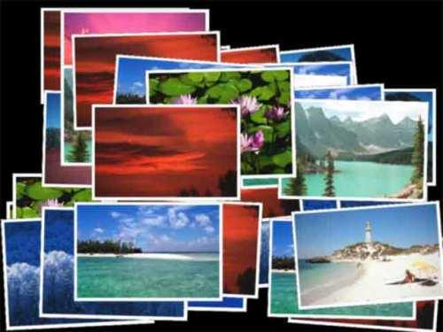 Capture d'écran Free Photo Slideshow Screensaver
