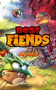 Capture d'écran Best Fiends