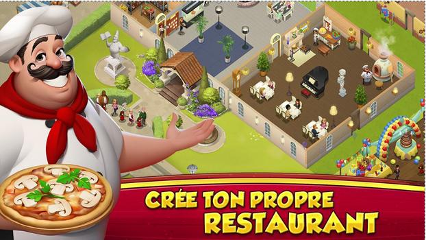 Capture d'écran World Chef Android