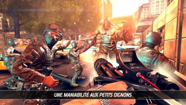 Capture d'écran Unkilled iOS